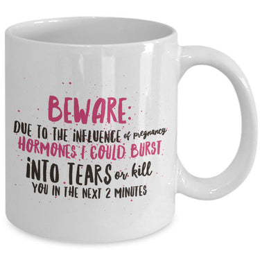 Pregnancy Mug - Funny Gift For Moms - Mom Mug -