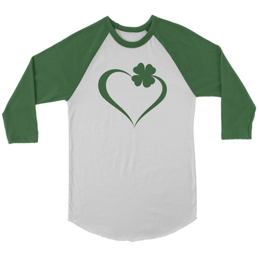 Irish Shirt - Green Irish Shamrock Shirt - St Patricks Day Shirt - Irish Gift Shirt For Men / Women