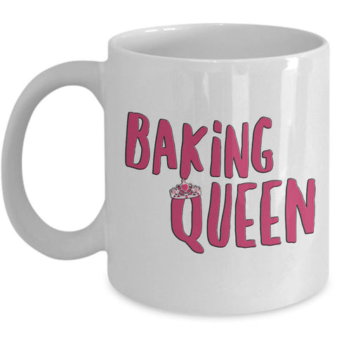 Baking Coffee Mug - Baker Gift Idea For Women-