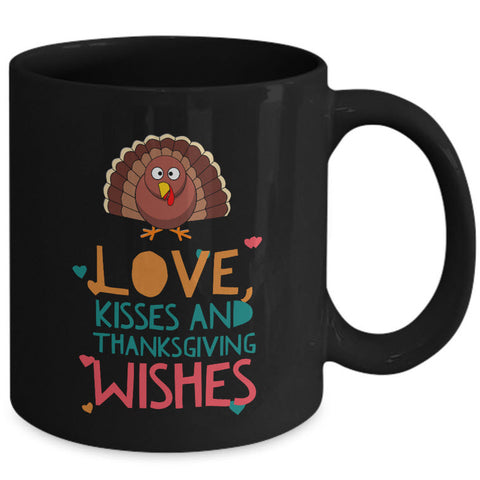 Thanksgiving Coffee Mug - Turkey Mug - Grateful Mug -