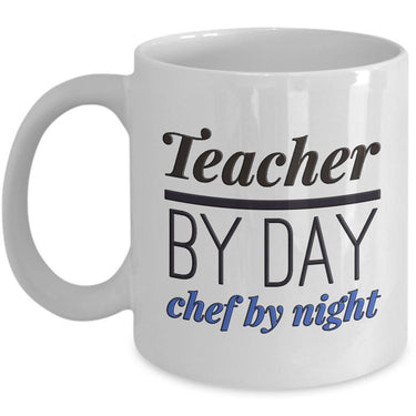 Teacher Coffee Mug - Unique And Funny Gift For Teachers -