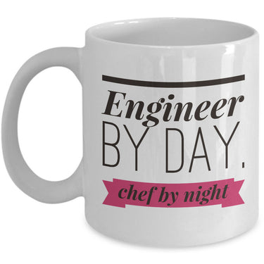 Engineer Coffee Mug - Funny Engineering Gift For Engineers-
