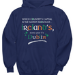 "Funny Irish Hoodie - Black Irish Hoodie - Dublin Hoodie - Irish Gift - ""Which Country's Capital?"""