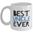 Uncle Mug-Gift for Uncle-Uncle Gift-Best Uncle Ever-Brother Gift-New Uncle--Uncle Birthday-Uncle Christmas