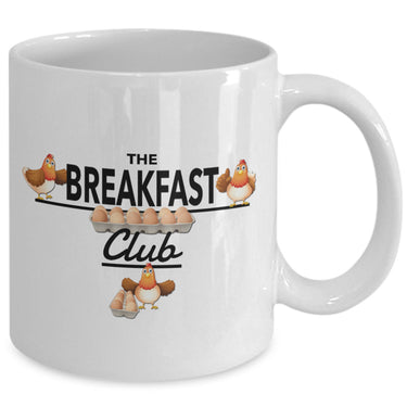 Chicken Coffee Or Tea Mug - Chicken Lovers Gift - Chicken Owners Gift -