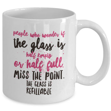 Adult Humor Coffee Mug - Funny Sayings Coffee Mug For Women Or Men -