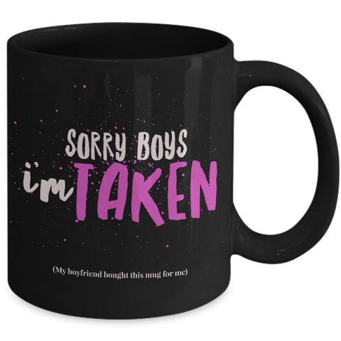 Valentines Day Coffee Mug - Funny Valentines Gift For Women - Funny Relationship Mug -