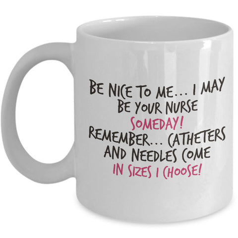 Nurse Coffee Mug - Funny Nurse Practitioner Gift - Gift For Nurses - Nursing Mug -