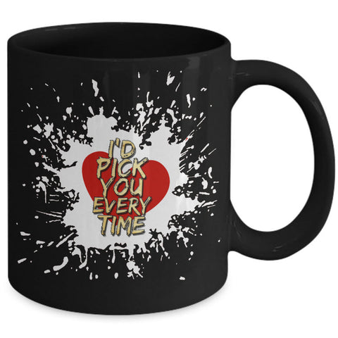 Valentines Day Or Anniversary Coffee Mug - Love Quote Mug - Anniversary Gift -