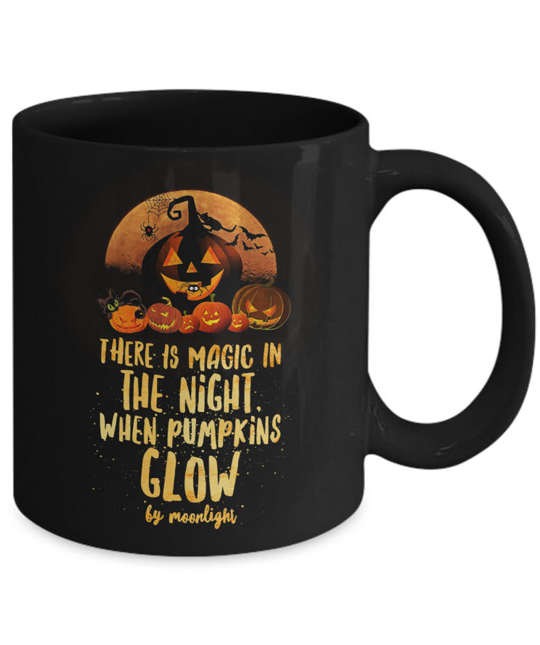 Halloween Coffee Mug Pumpkin Mug Halloween Gift Idea For Adults Custom Cre8tive Designs