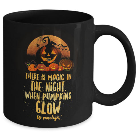 Halloween Coffee Mug- Pumpkin Mug - Halloween Gift Idea For Adults -