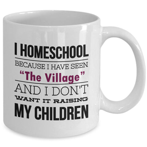 Homeschool Coffee Mug - Homeschooling Gift For Moms -