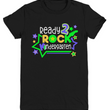 "Kindergarten T Shirt - Kindergarten Gifts - First Day Of School - ""Ready 2 Rock Kindergarten"""