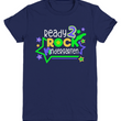 Kindergarten T Shirt For Girls Or Boys - Kindergarten Gifts - Best Gifts For Kindergarteners - First Day Of School T-Shirt For Kids - Ready 2 Rock Kindergarten