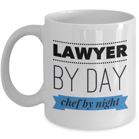 Lawyer Coffee Mug - Unique And Funny Gift For Lawyers -