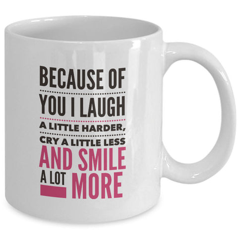 Valentines Day Or Anniversary Coffee Mug - Love Mug - Anniversary Gift Idea -