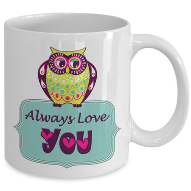 Valentines Day Or Anniversary Coffee Mug - Funny Love Quote Mug - Anniversary Gift Idea For Women Or Men -