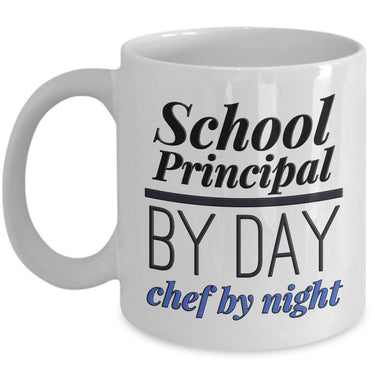 School Principal Coffee Mug - Unique And Funny Gift For School Principals -