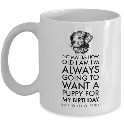 Dog Coffee Mug - Birthday Gift For Dog Lovers - Dog Lover Present -