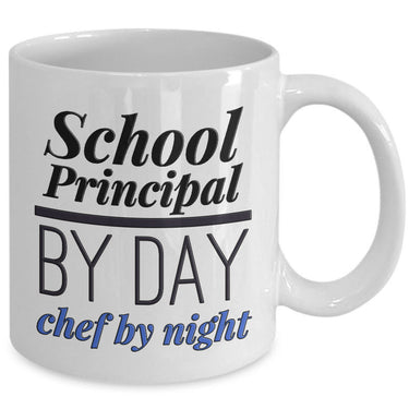 School Principal Coffee Mug - Gift For School Principals -