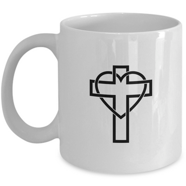 Christian Womans Coffee Mug - Faith Mug For Women