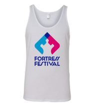 Multi-Color Logo Tank