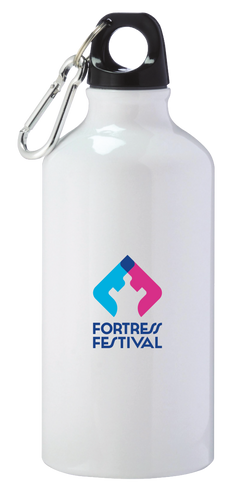 Multi-Color Logo Water Bottle