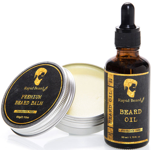 Beard Oil & Balm Kit