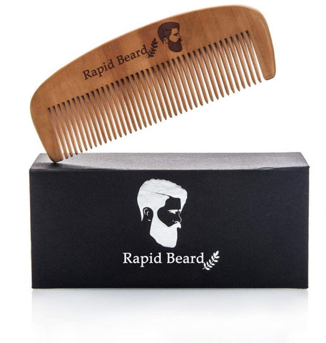 Beard Brush & Comb Kit 1