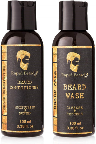 Beard Shampoo & Conditioner (Classic, 100ml)