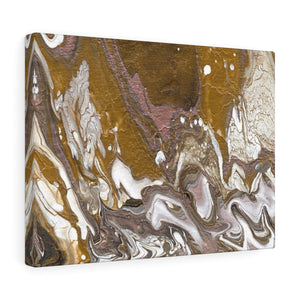 "GOLD RUSH  Canvas Gallery Wraps  8"" x 10"""