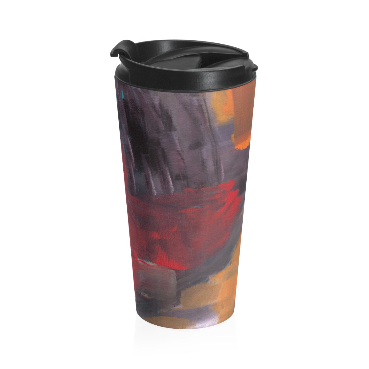 CAVE VIEW  Stainless Steel Travel Mug  15 oz.