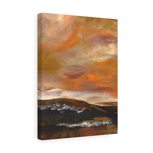 "GOLDEN VALLEY  Canvas Gallery Wraps  11"" x 14"""