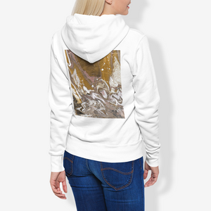GOLD  RUSH  UNISEX Pullover Hoodie  SIZES   XS - 5XL