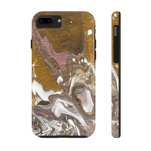 GOLD RUSH  SAMSUNG/ iPHONE Tough Phone Cases