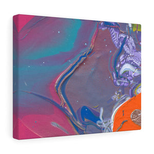 "UNDER WATER LIFE 2  Canvas Gallery Wraps  10"" x 8"""