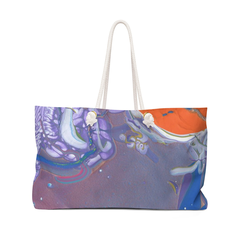 "UNDER WATER LIFE 2 Weekender Bag  24"" x 13"""