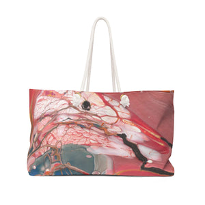 "BIRD OF PREY Weekender Bag  24"" x 13"""