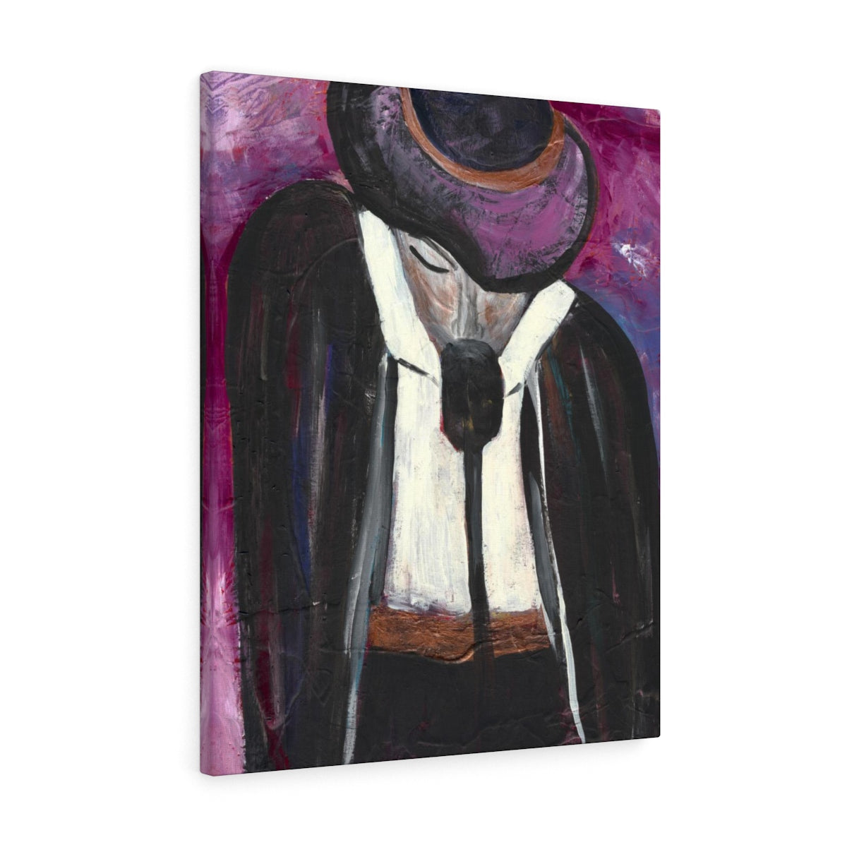 "THE ENTERTAINER Canvas Gallery Wraps  12"" x   16"""