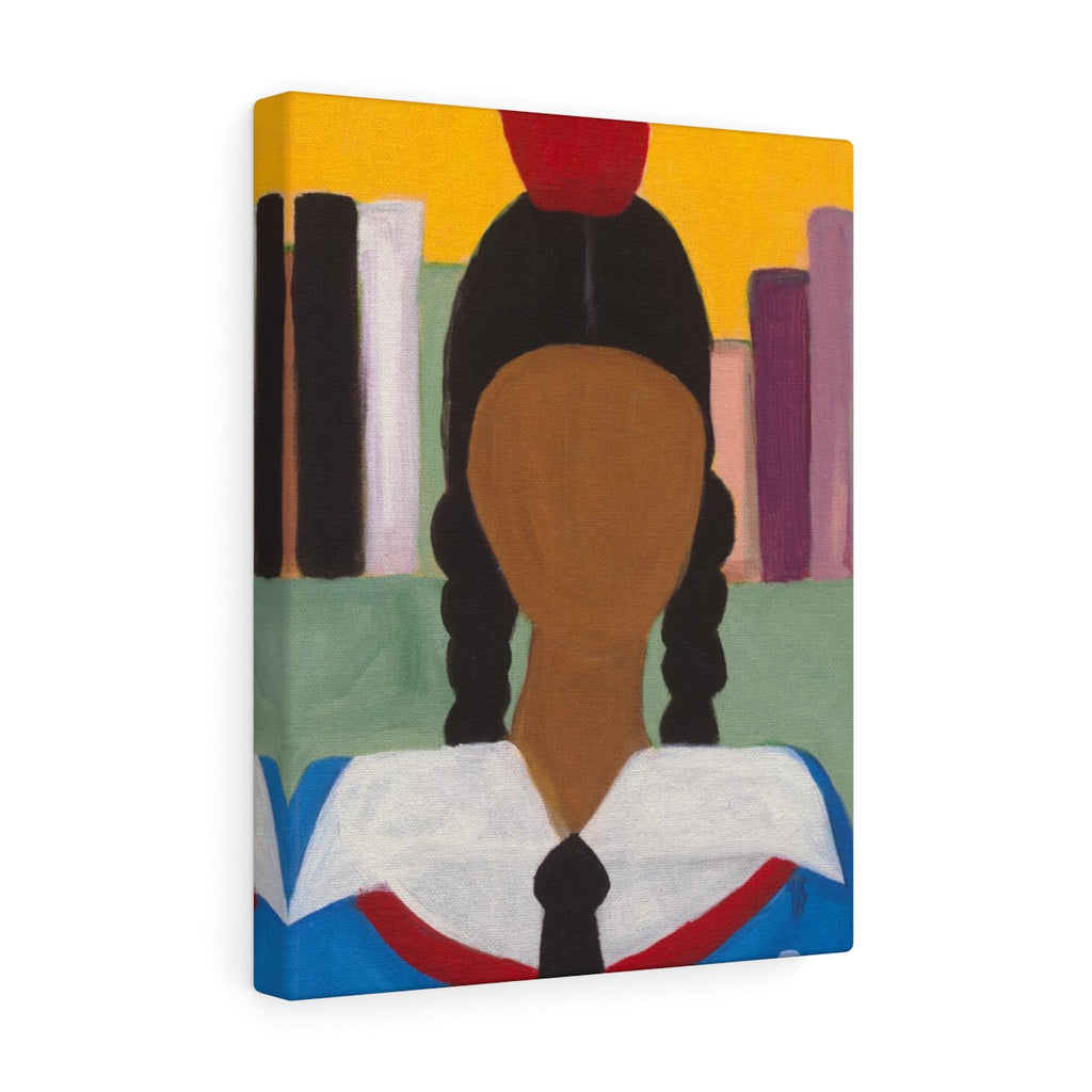 "MIS EDUCATION  Canvas Gallery Wraps  11"" x 14"""