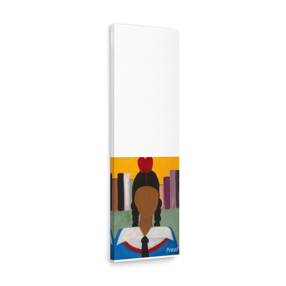 "MIS EDUCATION  Canvas Gallery Wraps  24"" x 18"""
