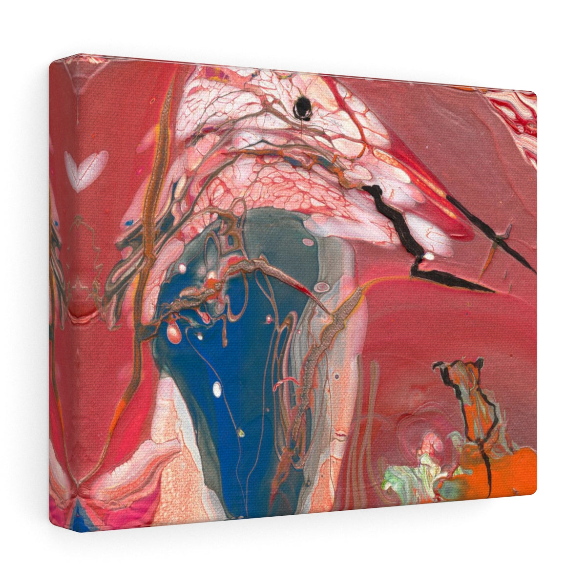 "BIRD OF PREY  Canvas Gallery Wraps  24"" x 18"""