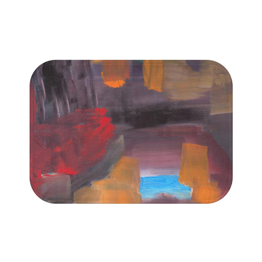 "CAVE VIEW  Bath Mat  SMALL  24"" x  17"""