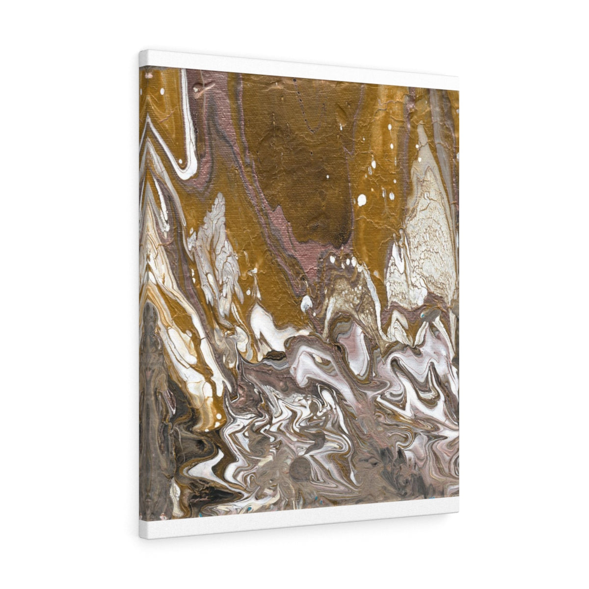 "GOLD RUSH Canvas Gallery Wraps  24"" x  18"""