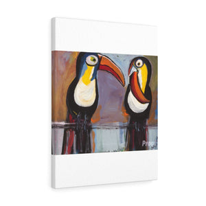 "TOUCANS  Canvas Gallery Wraps  30"" x  24"""