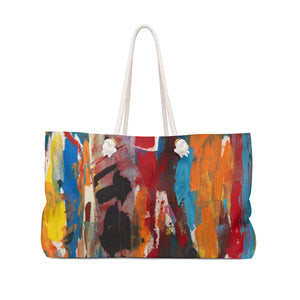 "COLOR FUSION UNISEX Weekender Bag  24"" x 13"""