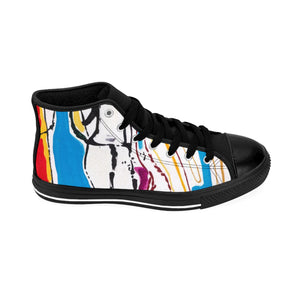 4 BODIES UNISEX High-top Sneakers  SIZES  6 - 14