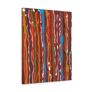 "CARNIVAL  Canvas Gallery Wraps 11"" x 14"""