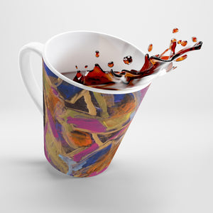 PHOENIX FROM ASHES  Latte mug  12oz.