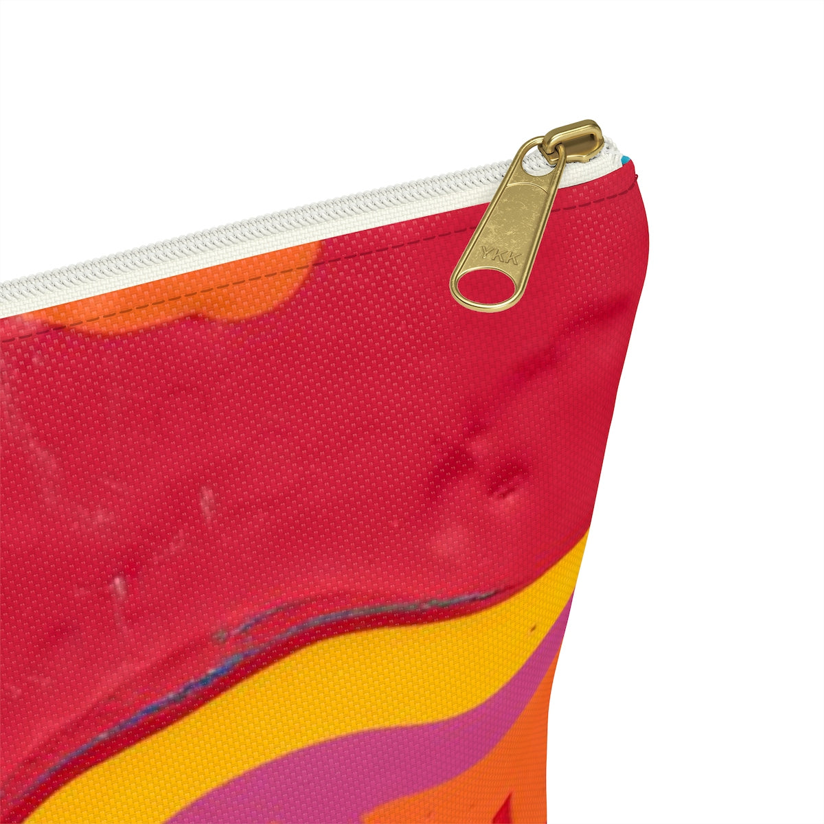 COLOR MERGE Accessory Pouch w T-bottom  SMALL